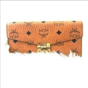 MCM Wallet Purse.